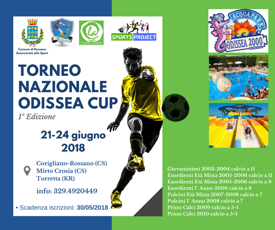 Odissea Cup 2018