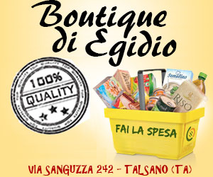 La Boutique di Egidio